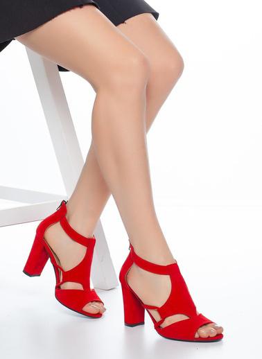 Muggo Ayakkabı Kırmızı